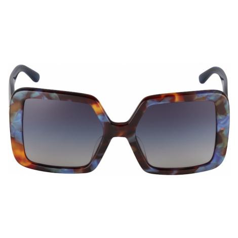 Tory Burch Okulary przeciwsłoneczne granatowy