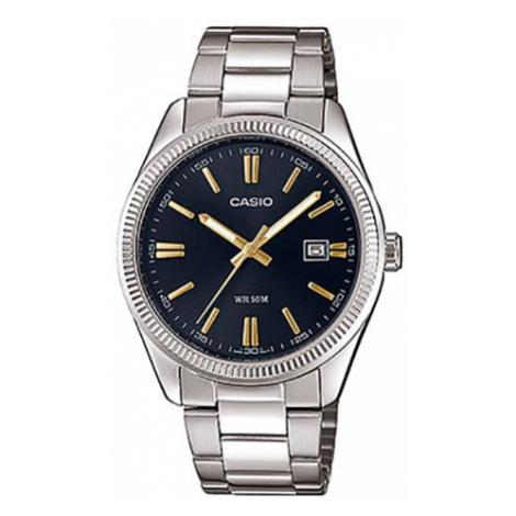 Zegarek CASIO - MTP-1302PD-1A2VEF Silver