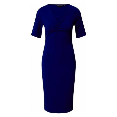 Dorothy Perkins Sukienka 'Bodycon' kobalt niebieski