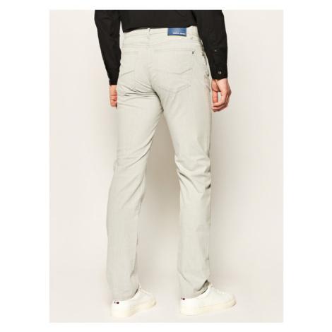 Pierre Cardin Spodnie materiałowe 30917 Szary Regular Fit