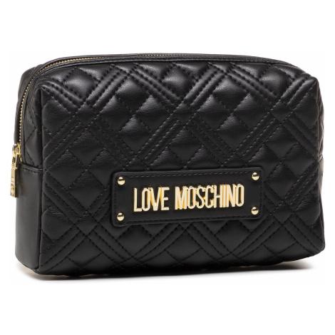 Kosmetyczka LOVE MOSCHINO - JC5302PP1CLA0000 Nero