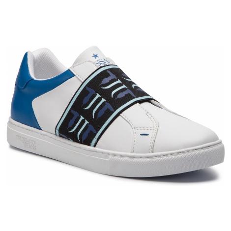 Sneakersy TRUSSARDI JEANS - 77A00141 U005
