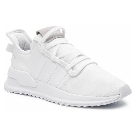 Buty adidas - U Path Run G27637 Ftwwht/Ftwwht/Cblack