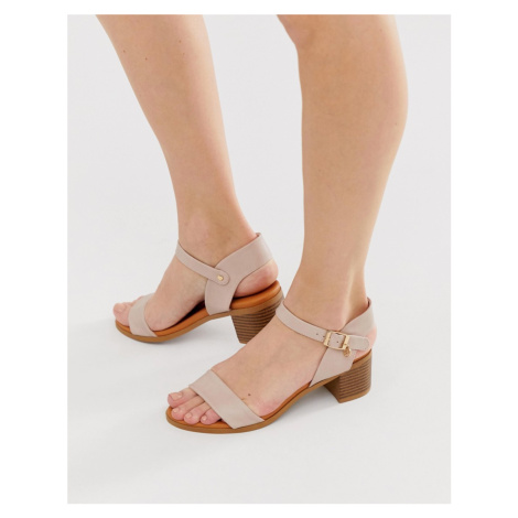 Miss KG low block heeled sandal