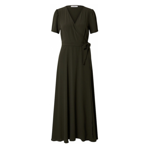 Minimum Sukienka 'elastica midi dress 6160' zielony