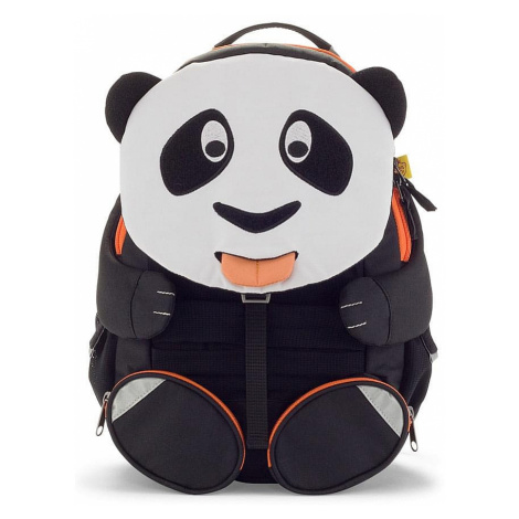 plecak Affenzahn Paul Panda - White/Black