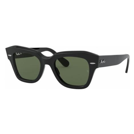Ray-Ban Okulary przeciwsłoneczne 'State Street' czarny