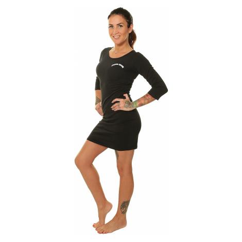 sukienka Santa Cruz Horizon - Black