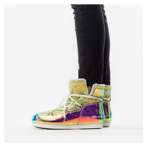 Buty damskie Moon Boot 50 Anniversary Leather Holo 24201600 002