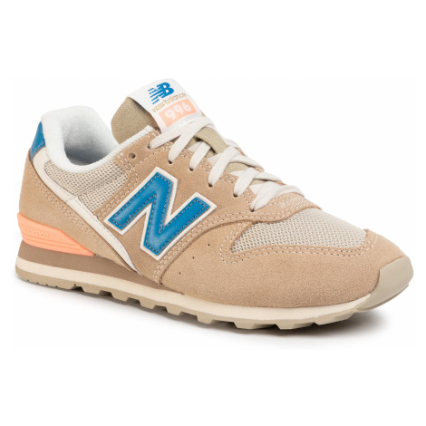 Sneakersy NEW BALANCE - WL996COK Medium Moyen