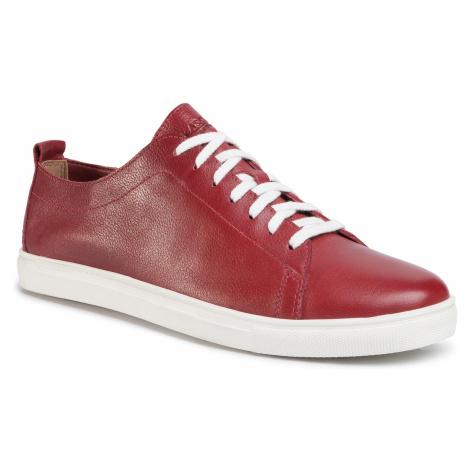 Sneakersy LASOCKI FOR MEN - MB-RADAN-02 Red