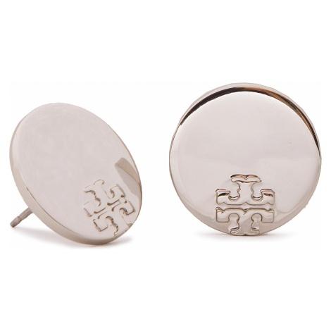 Kolczyki TORY BURCH - 54070 Tory Silver 022