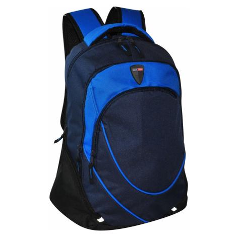 Plecak Semiline Unisex 4663-7 Granatowy/Czarny