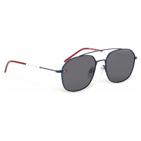 Okulary przeciwsłoneczne TOMMY HILFIGER - 1599/S MttBlu/Blue