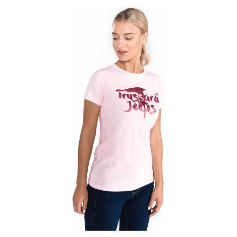Trussardi Jeans Koszulka Beżowy