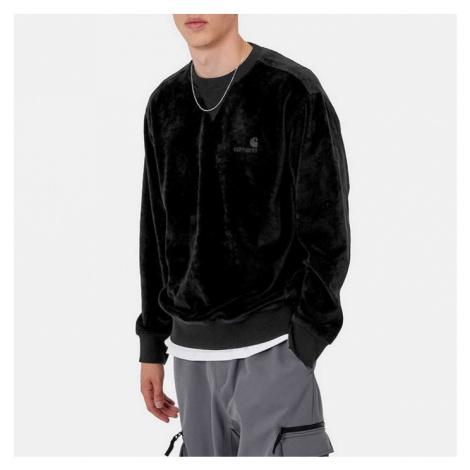 Bluza męska Carhartt WIP United Script Sweatshirt I028275 BLACK