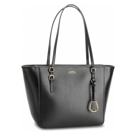 Torebka LAUREN RALPH LAUREN - Shopper 431687508001 Medium Black