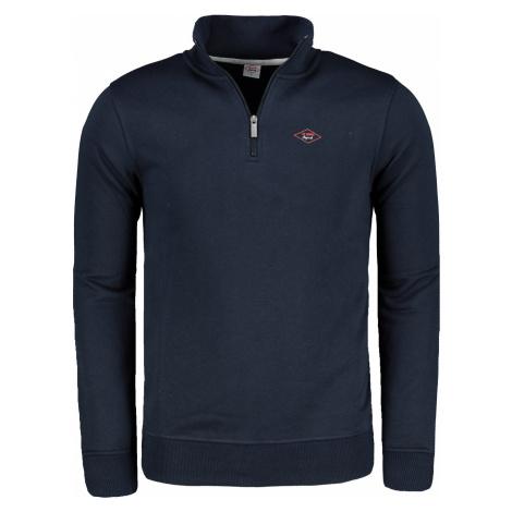 Lee Cooper Dia Quarter Zip Sweater Mens