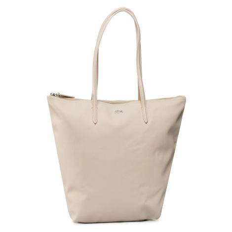 Torebka LACOSTE - Vertical Shopping Bag NF1890PO Black Stone Washed