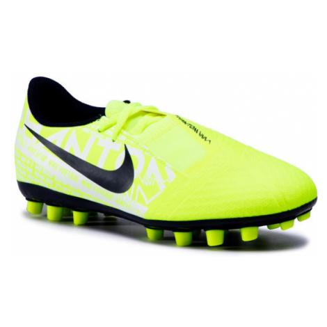 Nike Buty Phantom Venom Academy Ag BQ9428 717 Żółty