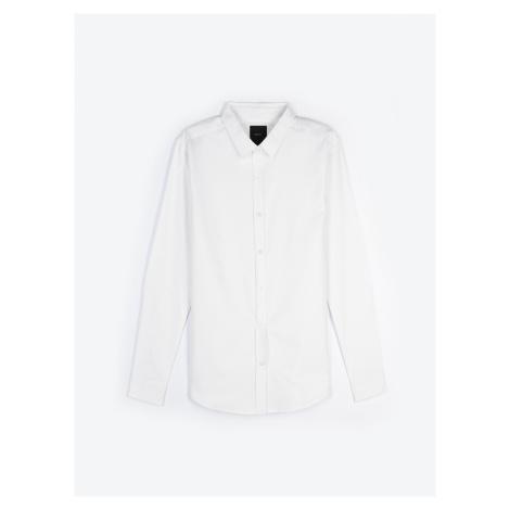 GATE Basic bawełniana koszula oksfordzka slim fit