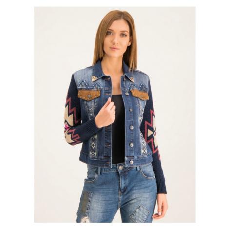 Kurtka jeansowa Desigual