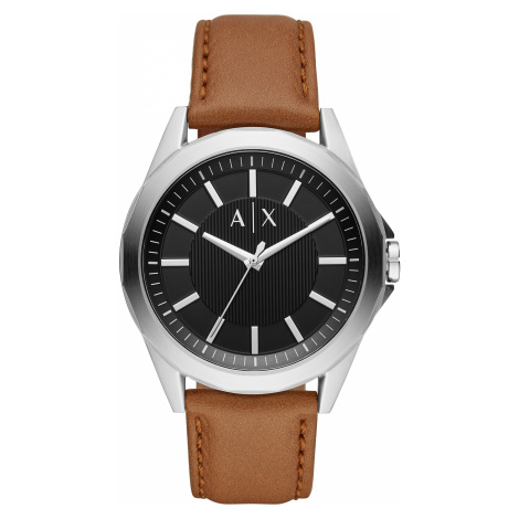 Zegarek ARMANI EXCHANGE - Drexler AX2635 Brown/Silver