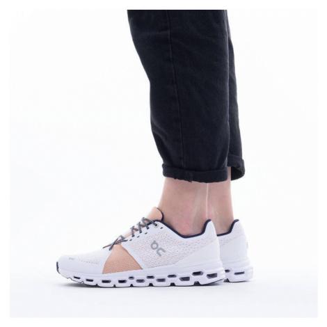 Buty damskie sneakersy On Running Cloudstratus 2999771 WHITE/ALMOND