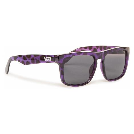Okulary przeciwsłoneczne VANS - Squared Off VN00007EYKH1 Heliotrope Tort