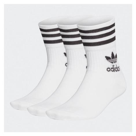 Skarpetki adidas Originals Mid Cut Crew Socks 3-pack GD3575