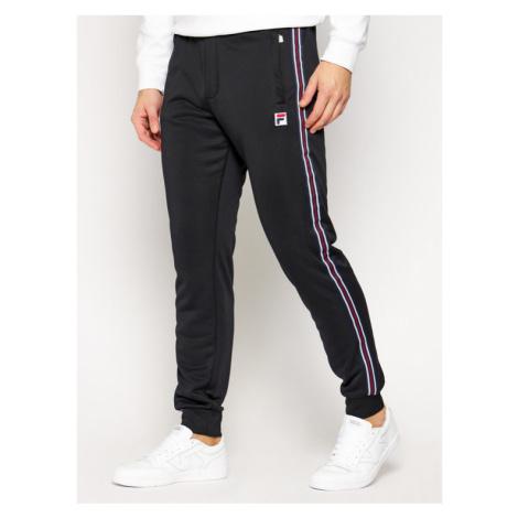 Fila Spodnie dresowe Salih 687849 Czarny Regular Fit