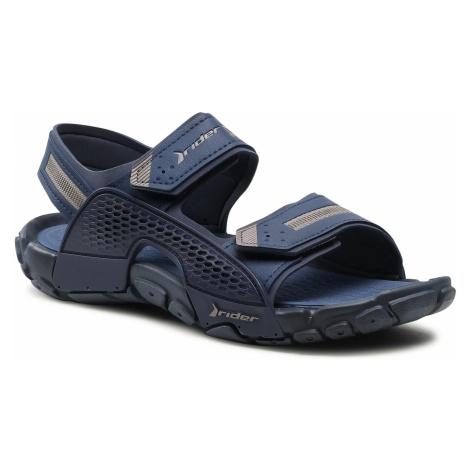Sandały RIDER - Tender XII Ad 83065 Blue/Grey 21567