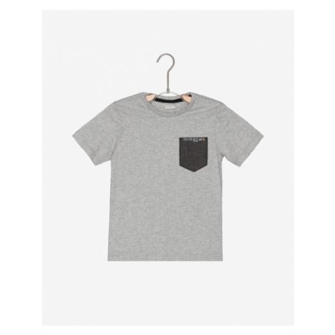 Diesel Koszulka dziecięce Szary