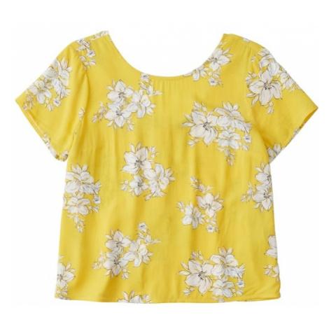 Abercrombie & Fitch Koszulka żółty