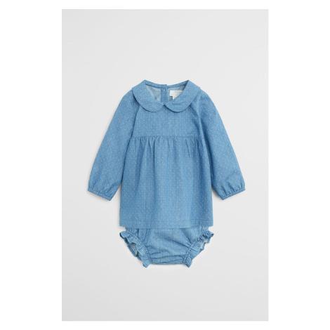 Mango Kids - Komplet niemowlęcy Arlet6 62-80 cm