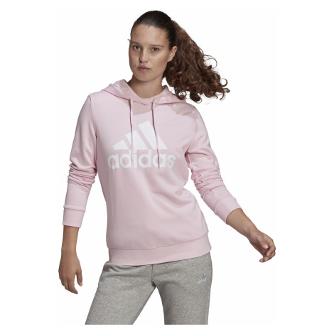Bluza damska adidas Essentials Relaxed Logo Hoodie GM5619