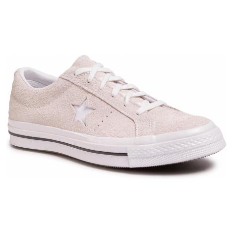 Tenisówki CONVERSE - One Star Ox 161577C White/White/White