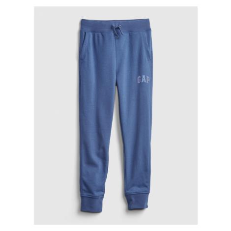 GAP Spodnie dresowe dla dzieci Fit Tech Logo Joggers
