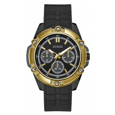 Zegarek GUESS - Bolt W1302G2 BLACK/GOLD