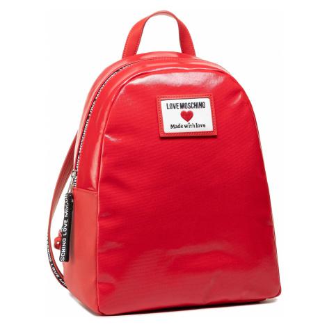 Plecak LOVE MOSCHINO - JC4031PP1CLC150A Rosso