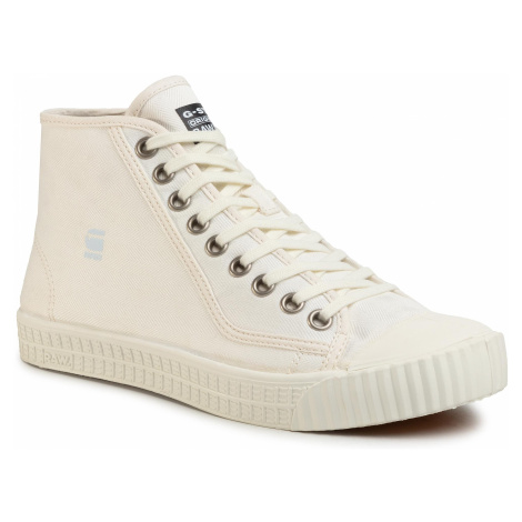 Sneakersy G-STAR RAW - Rovulc Hb Mid D04356-8715-110 White