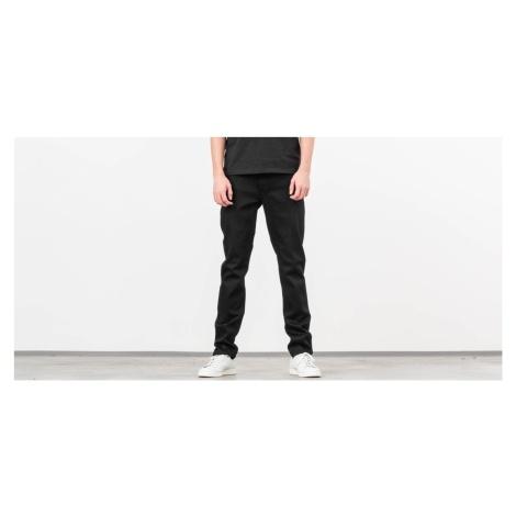 Nudie Jeans Lean Dean Jeans Dry Ever Black Nudie Jeans Co
