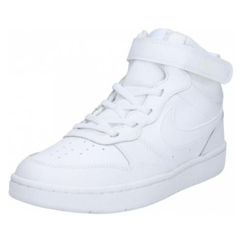 Nike Sportswear Trampki 'Nike Court Borough Mid 2' biały