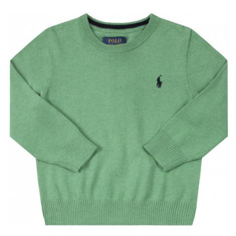 Polo Ralph Lauren Sweter Spring II 323702192 Zielony Regular Fit