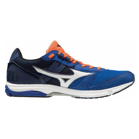 Buty Mizuno Wave Emperor 3 M Pomarańczowo-Niebieskie