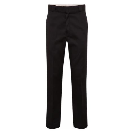 DICKIES Spodnie w kant 'Orgnl 874Work Pnt' czarny