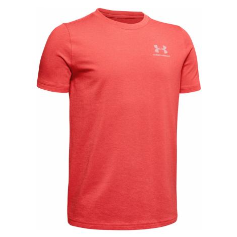 Under Armour Koszulka dziecięce Czerwony