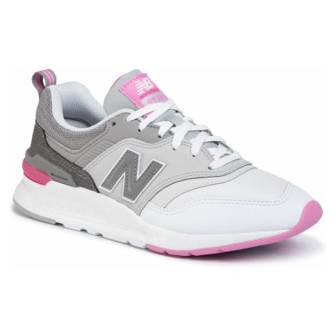 Sneakersy NEW BALANCE - CW997HAX Biały Szary