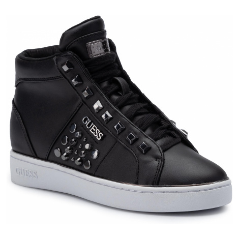Sneakersy GUESS - Bekah FL7BKA ELE12 BLACK