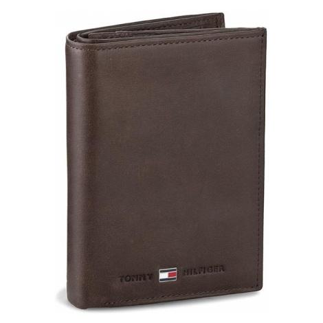 Duży Portfel Męski TOMMY HILFIGER - Johnson N/S Wallet W/Coin Pocket AM0AM00664/82570 041